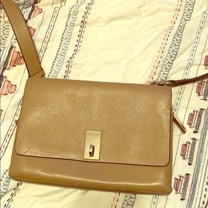 Henri Bendel cross body leather purse